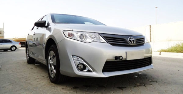 TOYOTA CAMRY 2.5 L , MY 17, B6 ARMORED
