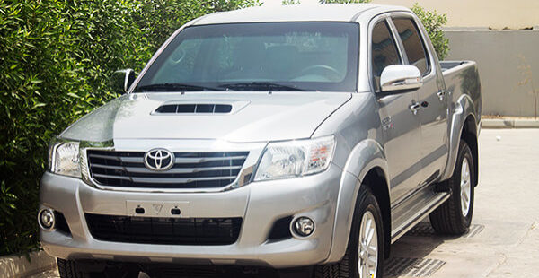 Toyota Hilux Vigo 3.0L Diesel MY17 B6 Armored