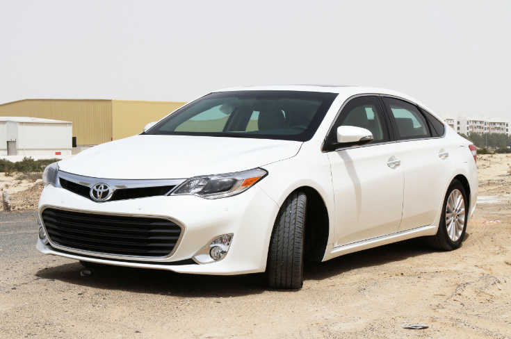 TOYOTA AVALON, 3.5L PETROL ,MY17 ,B6 ARMORED