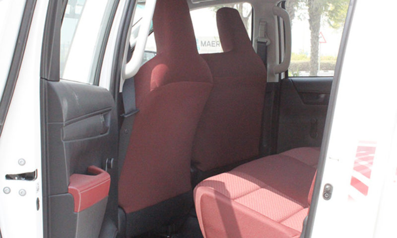 Toyota Hilux 2.7L Petrol GL Double Cabin 4×4 MY17