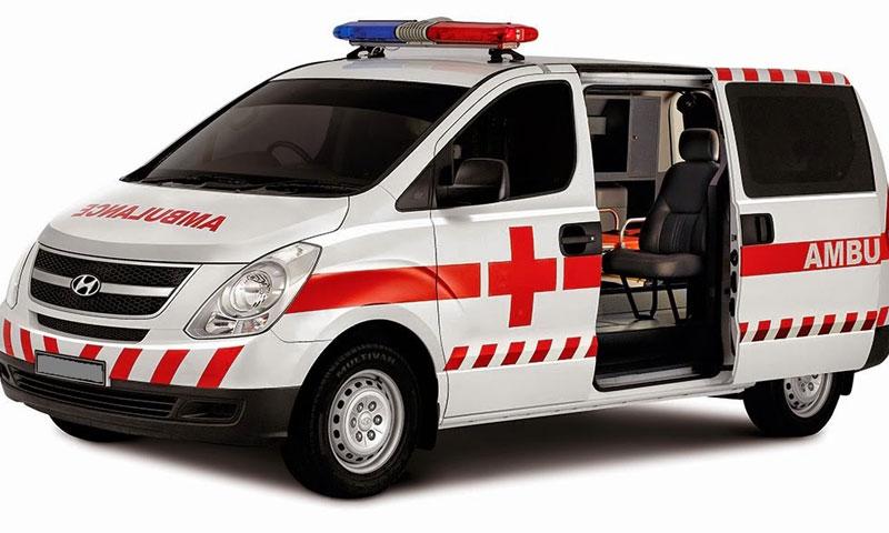 Hyundai H 1 Ambulance In Dubai New Ambulance For Slae