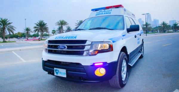 Ambulance For Sale | Buy Ambulance | Dazzle UAE